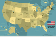 Brain Teaser: U.S. Capitals