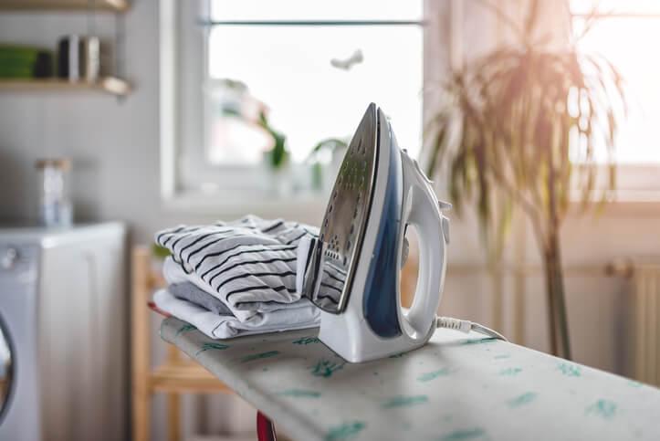 everyday activity like ironing for exercise