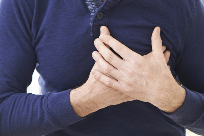 Angina may be caused by carbon monoxide poisoning