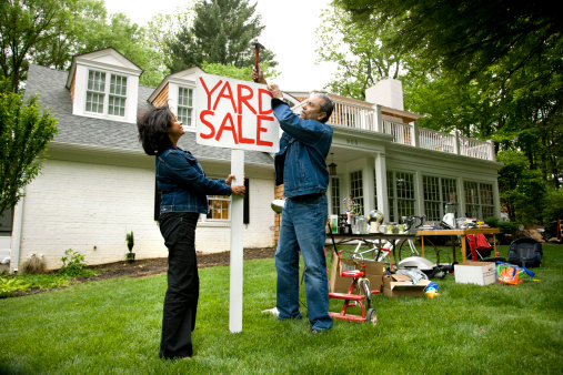 How to Have the Best Yard Sale