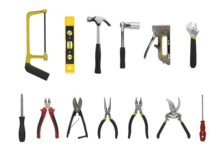 Tools that belong in a tool kit