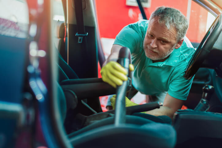 Clean the Interior Before Selling Your Car