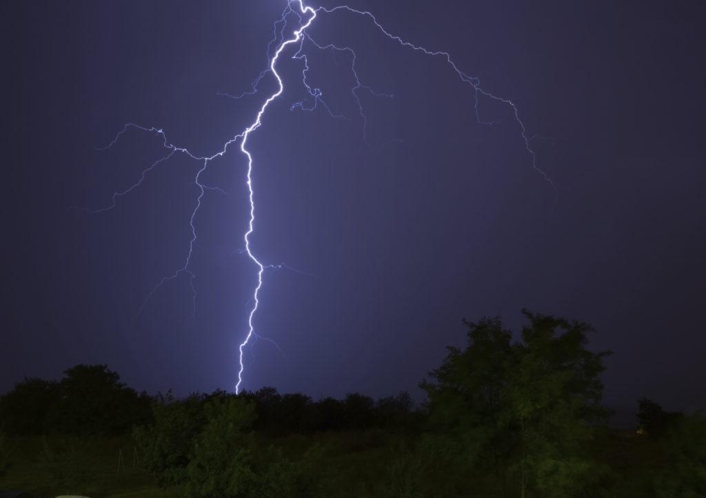 Lightning Preparation Extra Mile, Great Outdoors Lightning Strike
