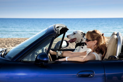 Driving During Sporadic Summer Weather