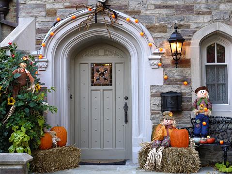 Avoiding Halloween Mischief