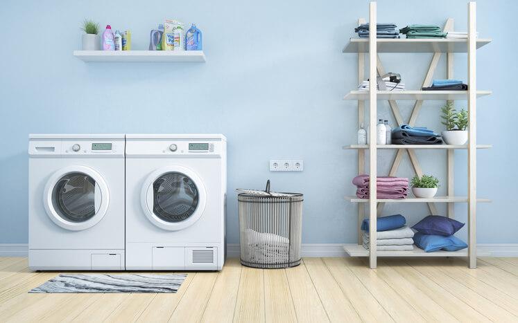 Equipment Breakdown Washer Dryer
