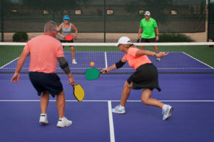Pickleball is the Hottest Sport for Boomers