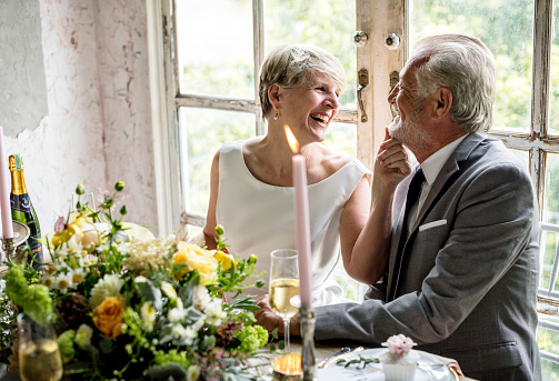 Financial Planning for Couples Getting Married After 50.