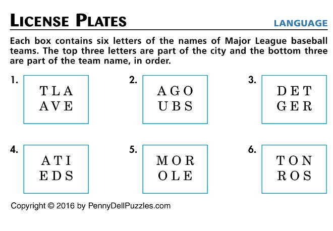 License Plates Brian Teaser
