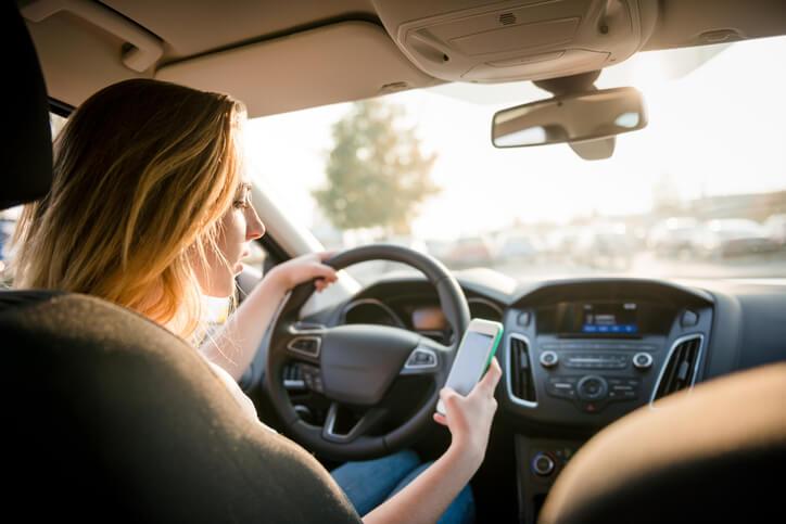Teen driving tracker