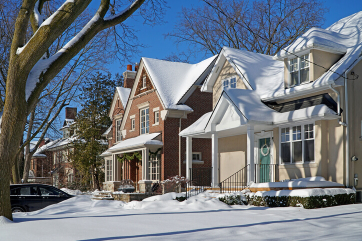Remove Ice and Snow After a Winter Storm
