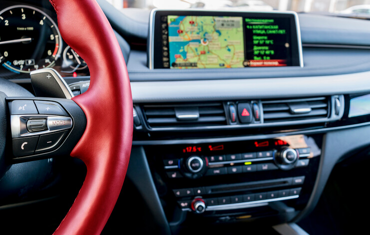Rent a Car for Newest Technology