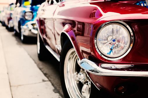 Top 10 Classic Cars