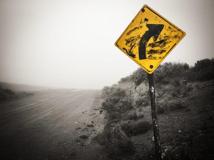 Beware Spooky Road Ahead