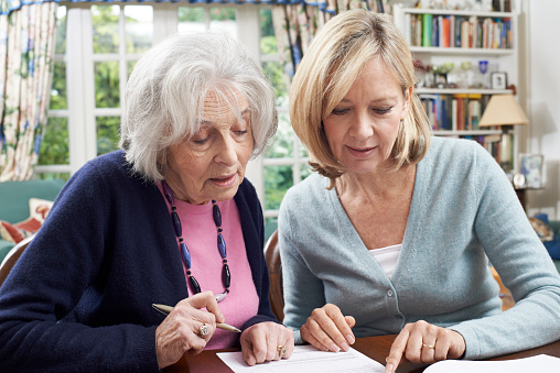 Identifying and Combating Elderspeak