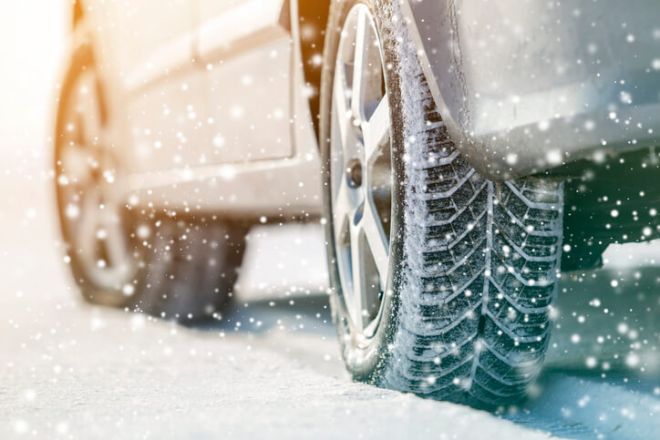 Check Your Tire Treads for Safe Winter Driving