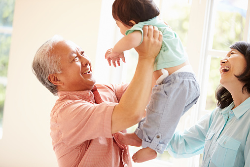 Helping to Raise Your Grandchildren