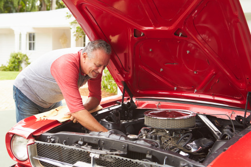 How to Keep Your Classic Car Purring and Pretty