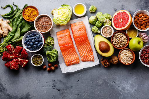 Foods the support brain health