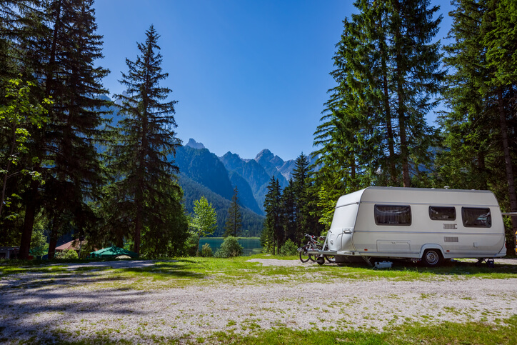RV Rental in the Mountains