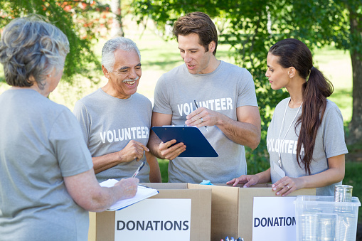 The benefits of volunteering in retirement