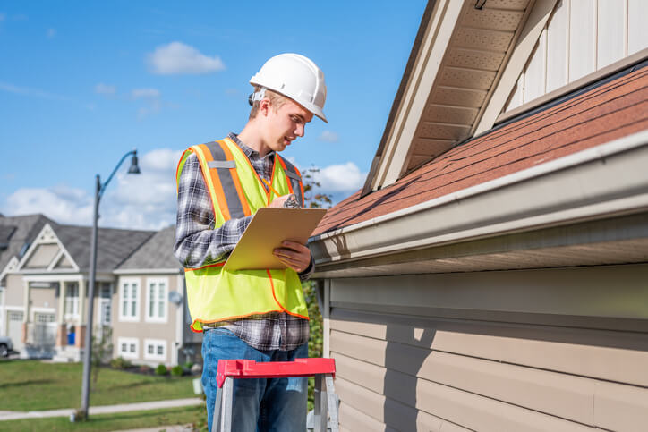Roof Home Inspection
