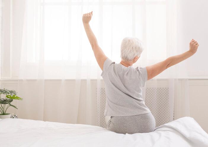 Sleep promotes a healthy brain