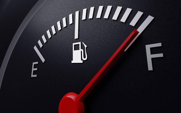 Fill Up the Tank When Storing Your Car