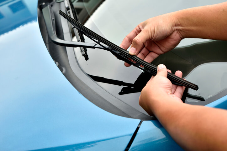 Remove Your Wiper Blades When Storing Your Car