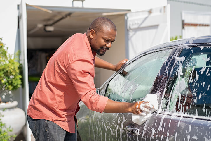 Wash Before Storing Your Car