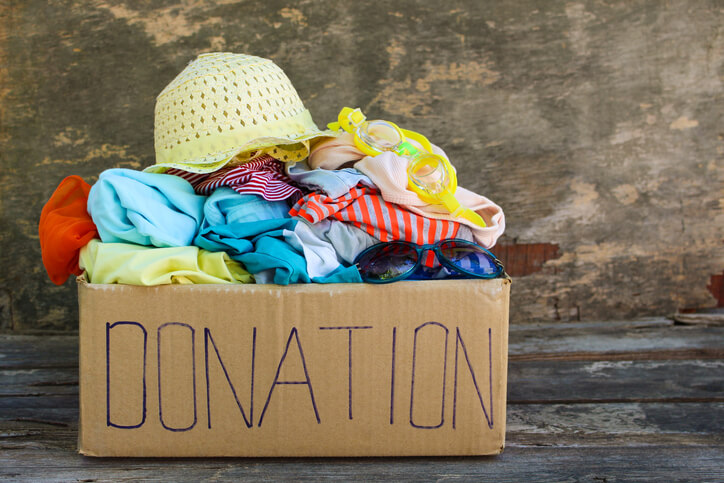 Focus On Giving Donate Items