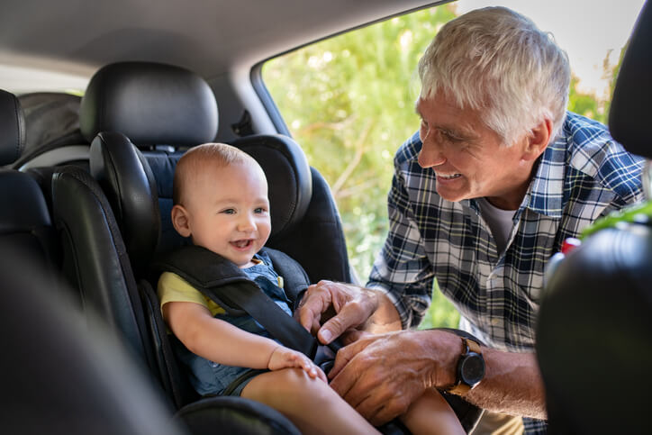 Which car seat to use for baby