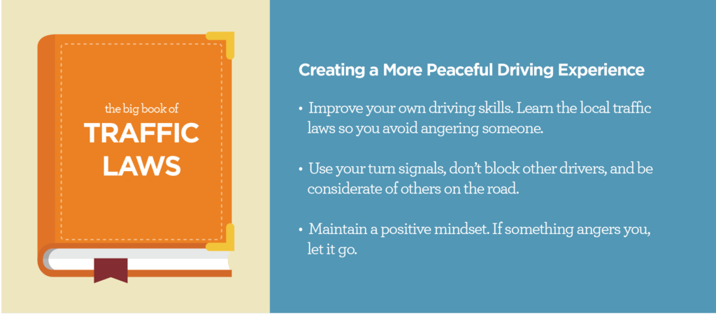 Following Traffic Laws Create a Peaceful Driving Experience
