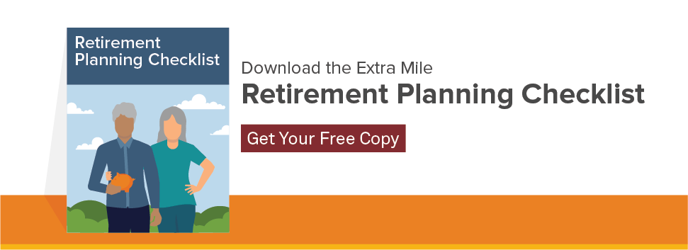 Emotional Financial Situations Ruin Retirement Checklist CTA