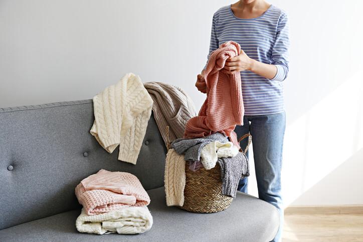 Purging Wardrobe