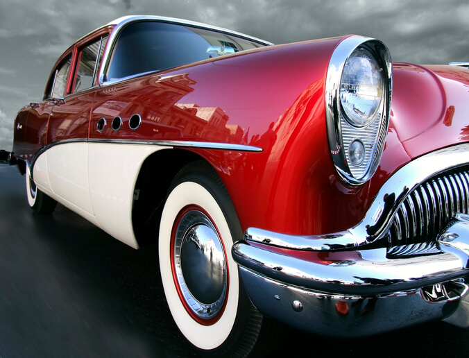 What is a classic car