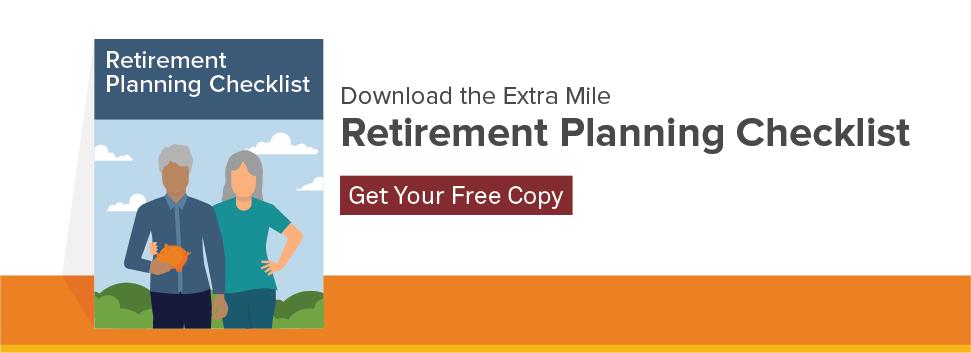 Retirement Planning CTA