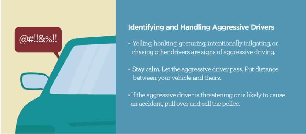 Road Rage Solutions Identify Aggressive Drivers