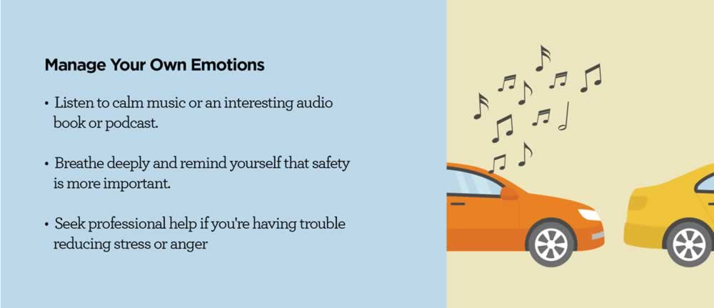 Road Rage Solutions Manage Your Emotions