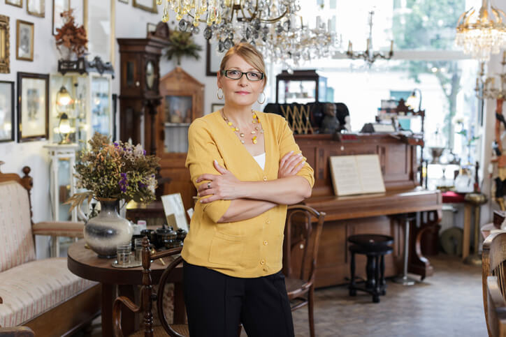 Where to buy antiques