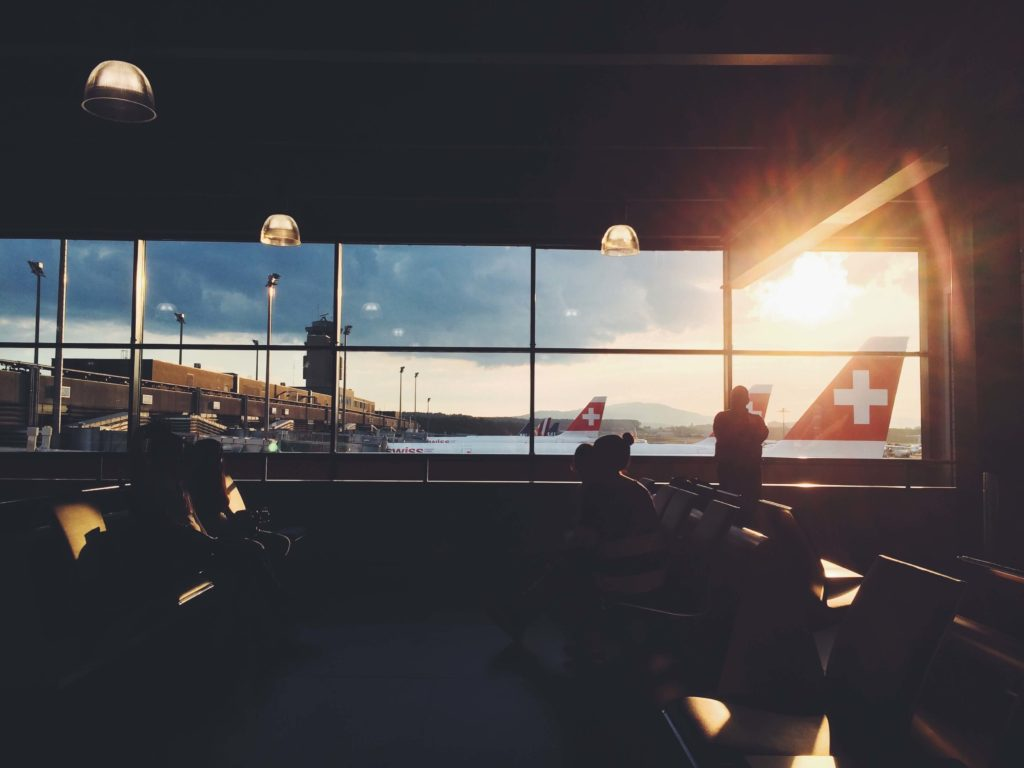 traveler airport tips