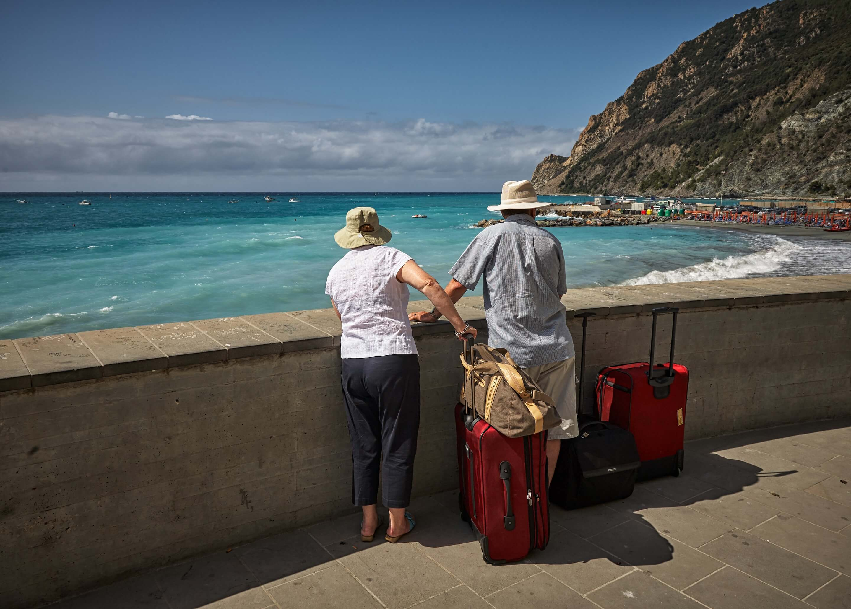 traveling later in life