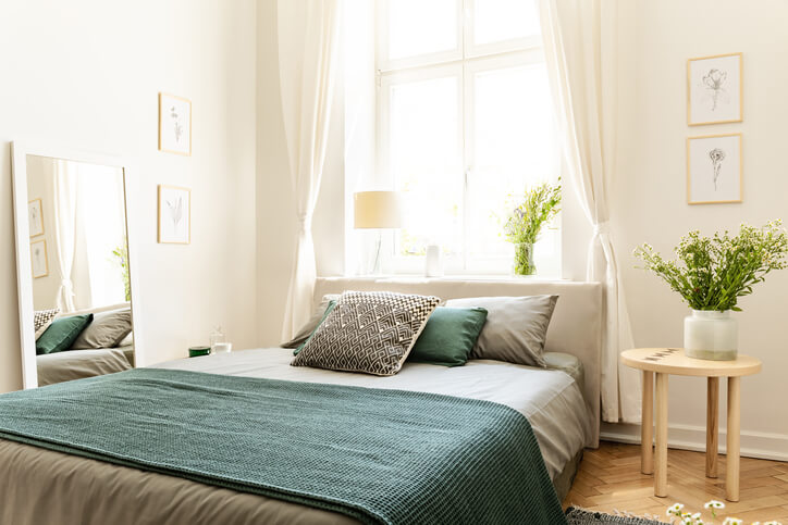 Slip into Linen Sheets for Summer