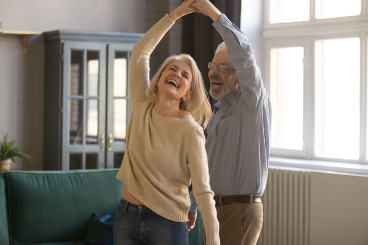 Couple Says Yes To Dancing Lessons