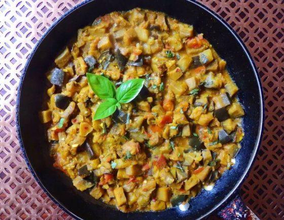 Best Vegan Eggplant Curry Recipe