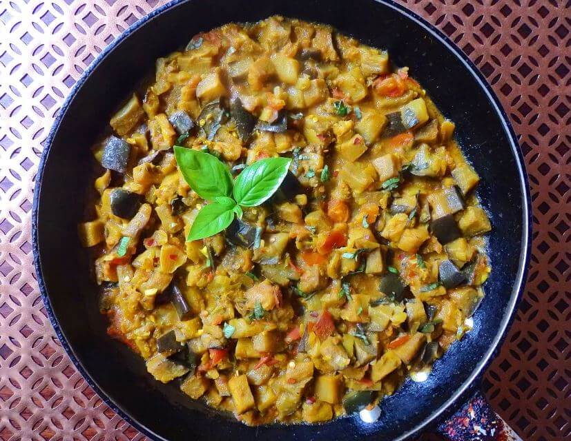 Best Vegan Eggplant Curry Recipe