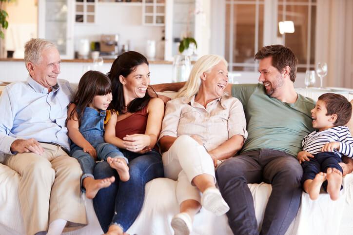 Parents with Adult Children