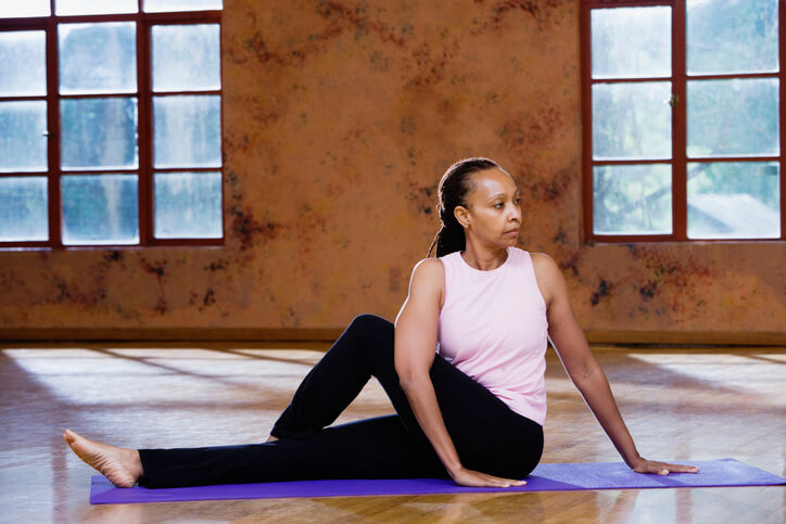 Combine Exercise and Spirituality with Yoga