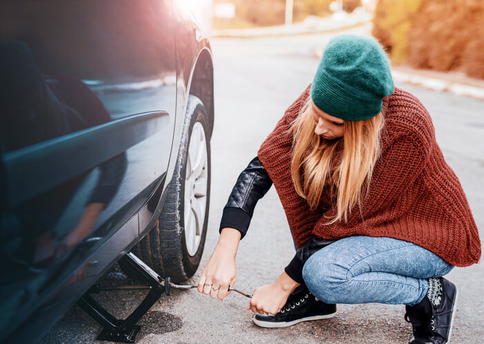 Kids Should Know How to Change a Tire